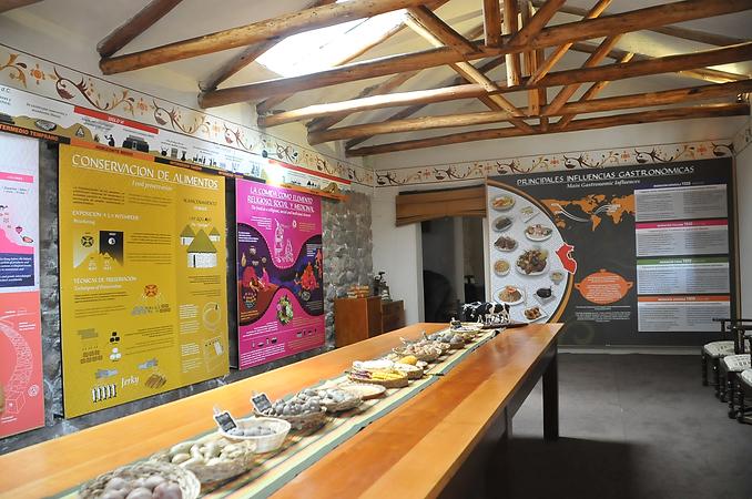 Museo Raices y Semillas del Peru, La Casona Princesita Cusco Peru