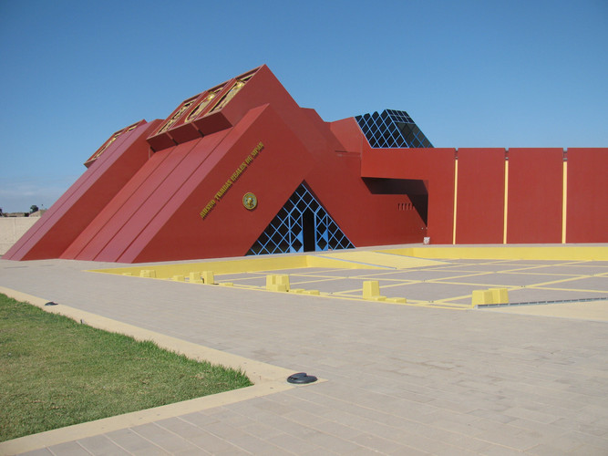 Museo Tumbas Reales de Sipan - Trujillo.