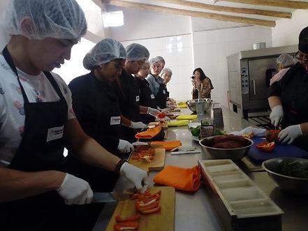 Clases de Cocina La Casona Princesita Cusco Peru