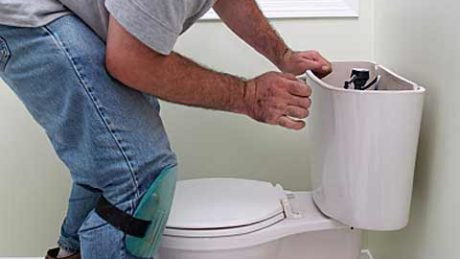 How to stage a bathroom - make all needed repairs