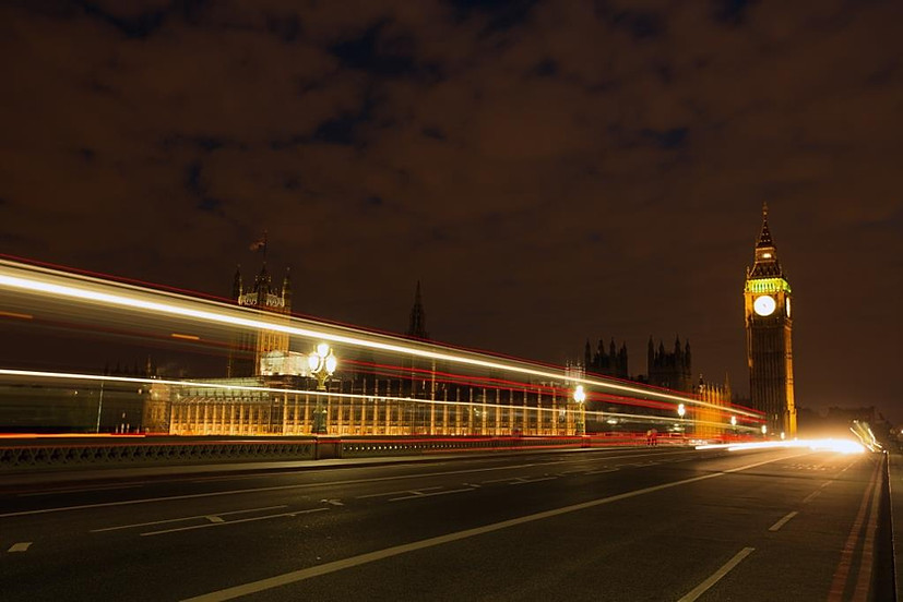 London, Big Ben and the House of Parliament