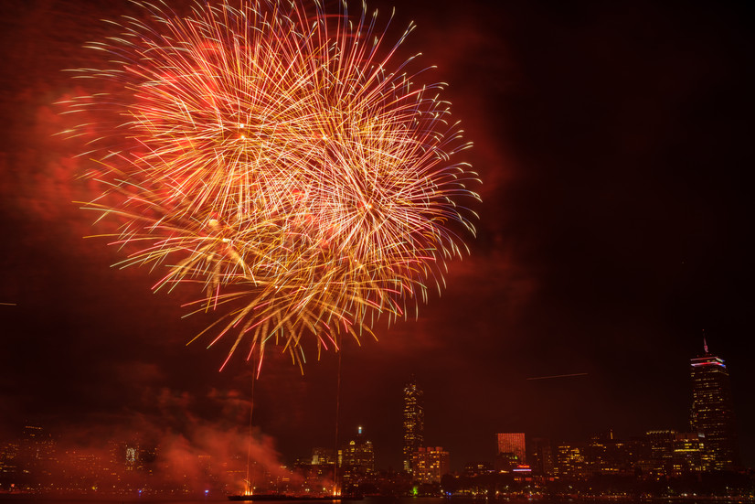 Boston 4th July