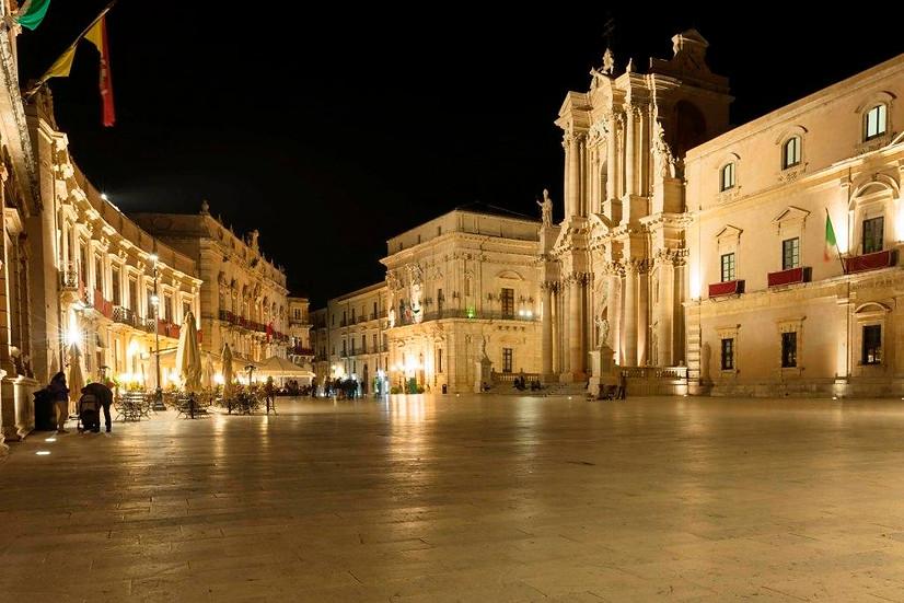 Ortygia main square