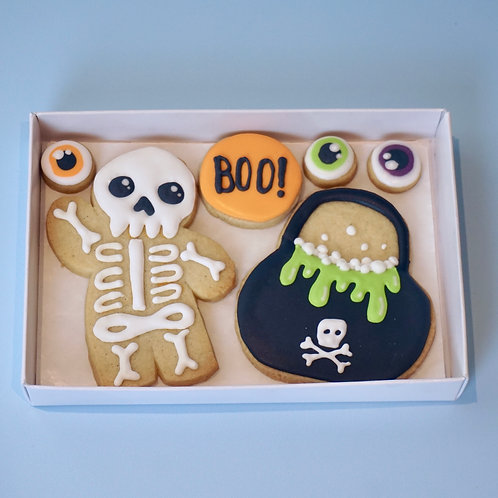 Scary Skeleton (Small Box)