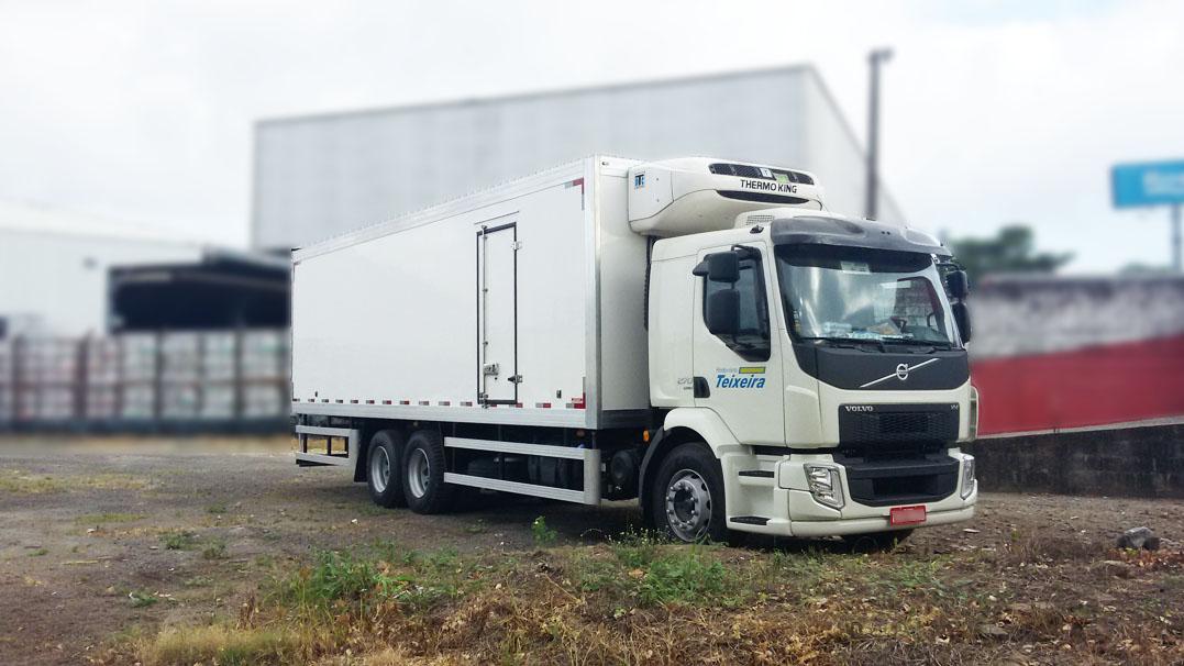 Carroceria para Truck Volvo