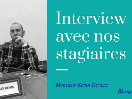 Témoignage d'un stagiaire en #DEJEPS DPTR: Kevin Decaux.
