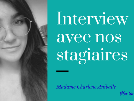 Nos stagiaires #DEJEPS DPTR s'expriment ! Le témoignage de Charlène.