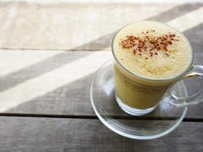 Healthy AF Golden Milk Recipe