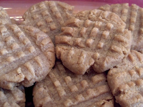 Sweet and Salty Bacon Peanut Butter Cookies Recipe
