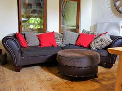 Aufenthaltsraum Sofa