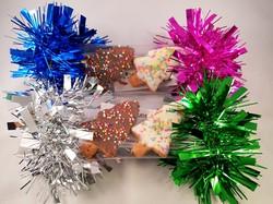 Christmas Tree Crackers Dog Treats