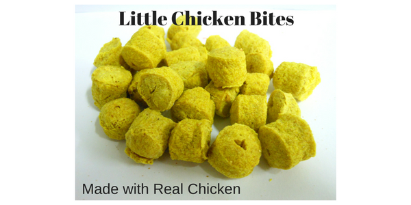Turmeric in these Pet Treats by Huds and TOke