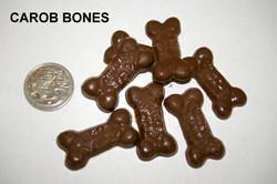 CAROB BONOS GOURMET DOG TREAT