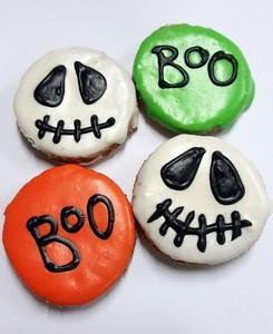 Creepy Cookies Halloween Dog Treats
