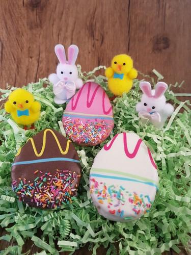 Easter Dog Treats Easter Eggs