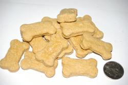NUTTY NIBBLES GOURMET DOG TREATS