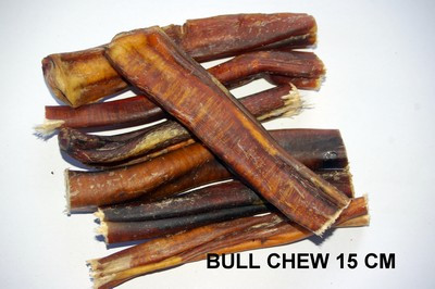 Bull Chew Dog Treats by Active Pet Products