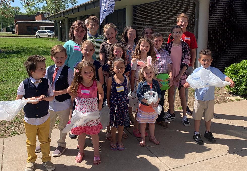 Harvest Kids, childrens ministry