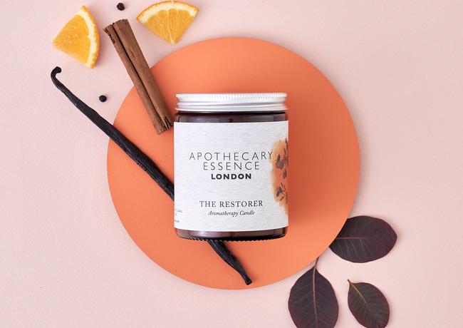 3. ApothecaryEssence_The_Restorer_Candle