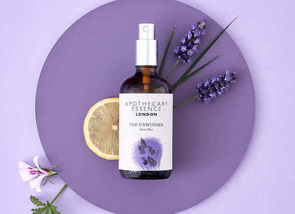 The Unwinder Aromatherapy Home Mist