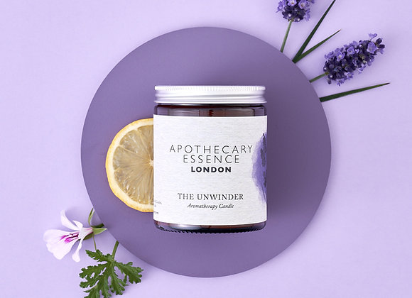 The Unwinder Aromatherapy Candle