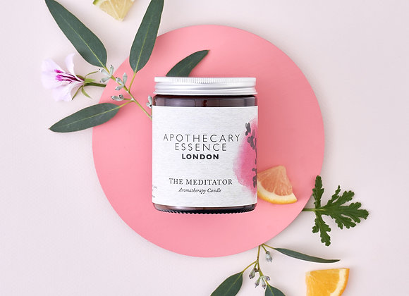 The Meditator Aromatherapy Candle