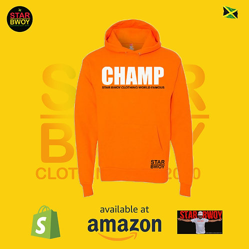 Star Bwoy Champ (Orange)