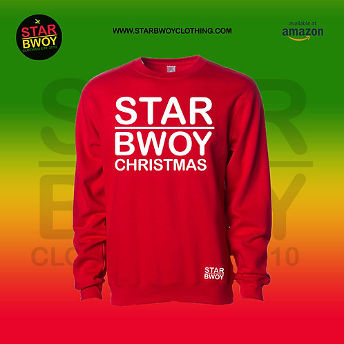 Star Bwoy Christmas Sweat