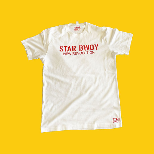 Star Bwoy Clothing Tee