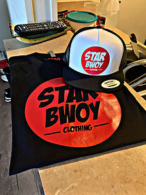 STAR BWOY CLOTHING CIRCLE