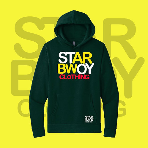 Star Bwoy Flair Hoodies