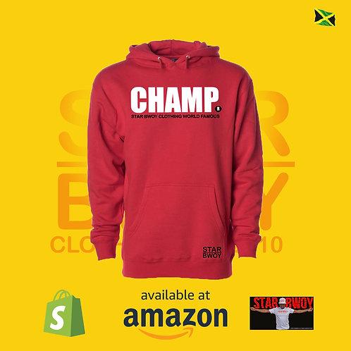 Star Bwoy Champ (Red)
