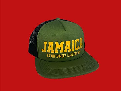 Star Trucker cap