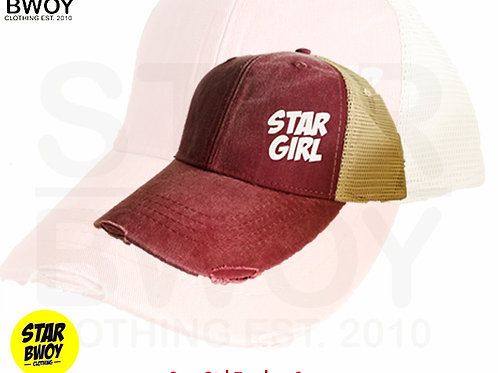Star Girl Trucker Caps