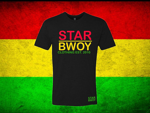 Star Bwoy Rasta Col