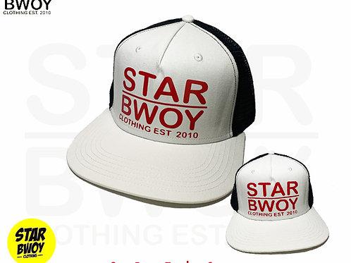 Star Bwoy Trucker Caps