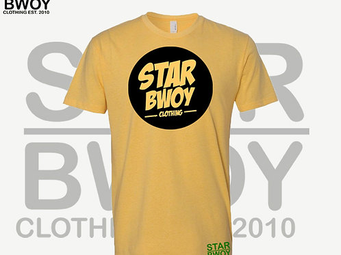 Star Bwoy Clothing tee