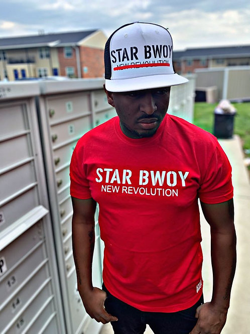 STAR BWOY REV RED