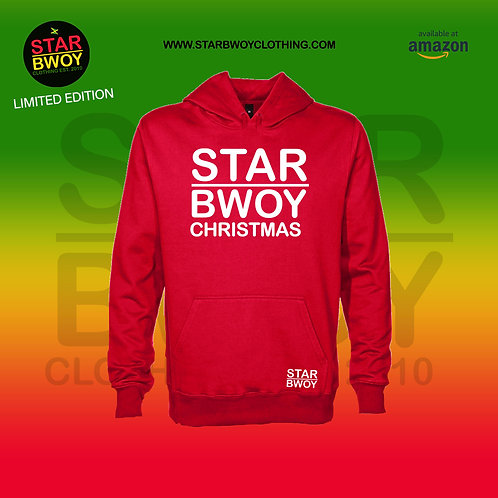 Star Bwoy Clothing Christmas