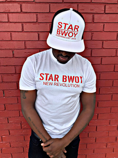 STAR BWOY REV WHITE