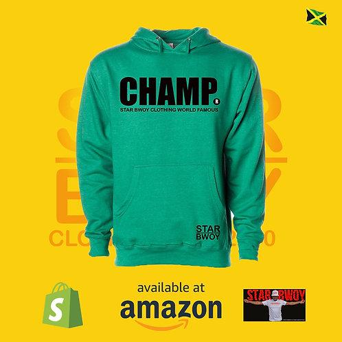 Star Bwoy Champ (Green)
