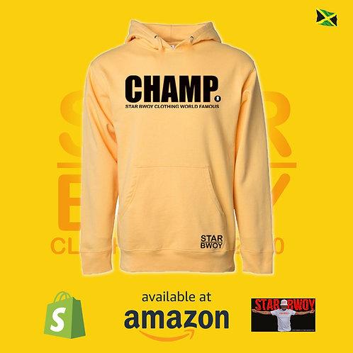 Star Bwoy Champ (Yellow)
