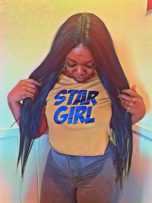 Star Girl Crop top
