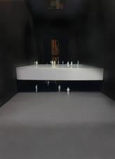 Model experiment
