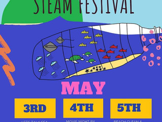 Fish 'N Fins hosts Montserrat's first ever STEAM Festival