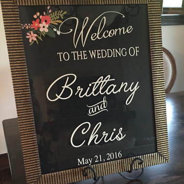 Brittany Becker's welcome sign.jpeg