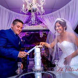 Our Wedding carolyn & Jorge