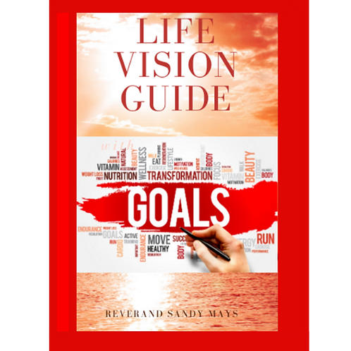 The Life Vision Guide NEW PRODUCT