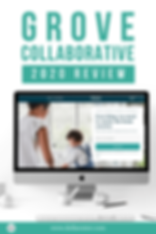 Grove Collaborative 2020 Review-Pinteres