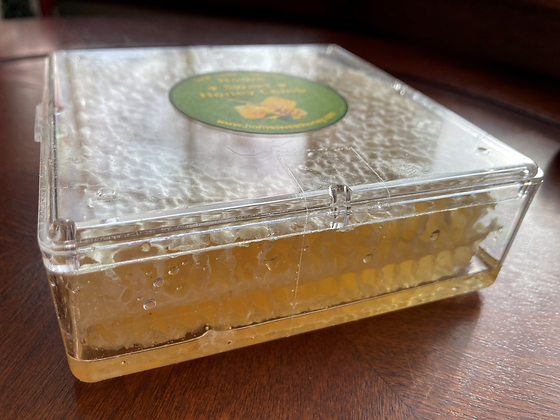 Honeycomb - Square